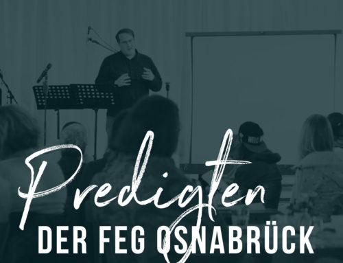 Heimat – Predigt von Benedikt Elsner